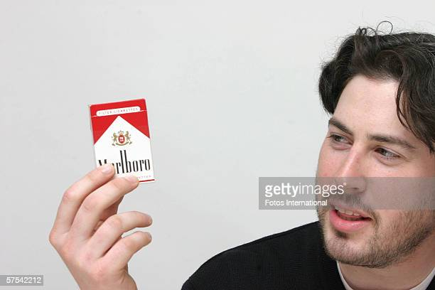 Director/actor Jason Reitman talks at the Four Seasons Hotel on April 21 2006 in Los Angeles California