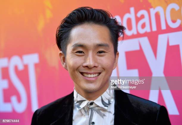 Director/actor Justin Chon attends Sundance NEXT FEST After Dark at The Theater at The Ace Hotel on August 10 2017 in Los Angeles California