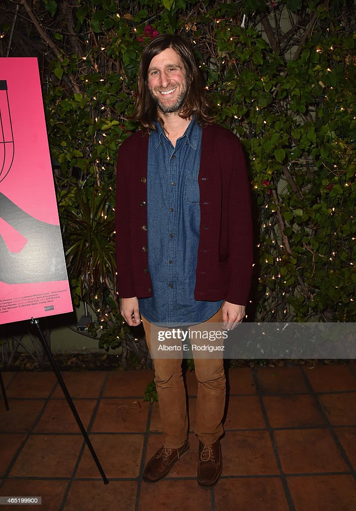 Director/actor Lawrence Michael Levine attends a screening of 'Wild Canaries' at Cinefamily on March 3, 2015 in Los Angeles, California.