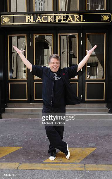 Director/Actor Mark Hamill attends the Black Pearl Photocall during the 63rd Annual Cannes Film Festival on May 17 2010 in Cannes France