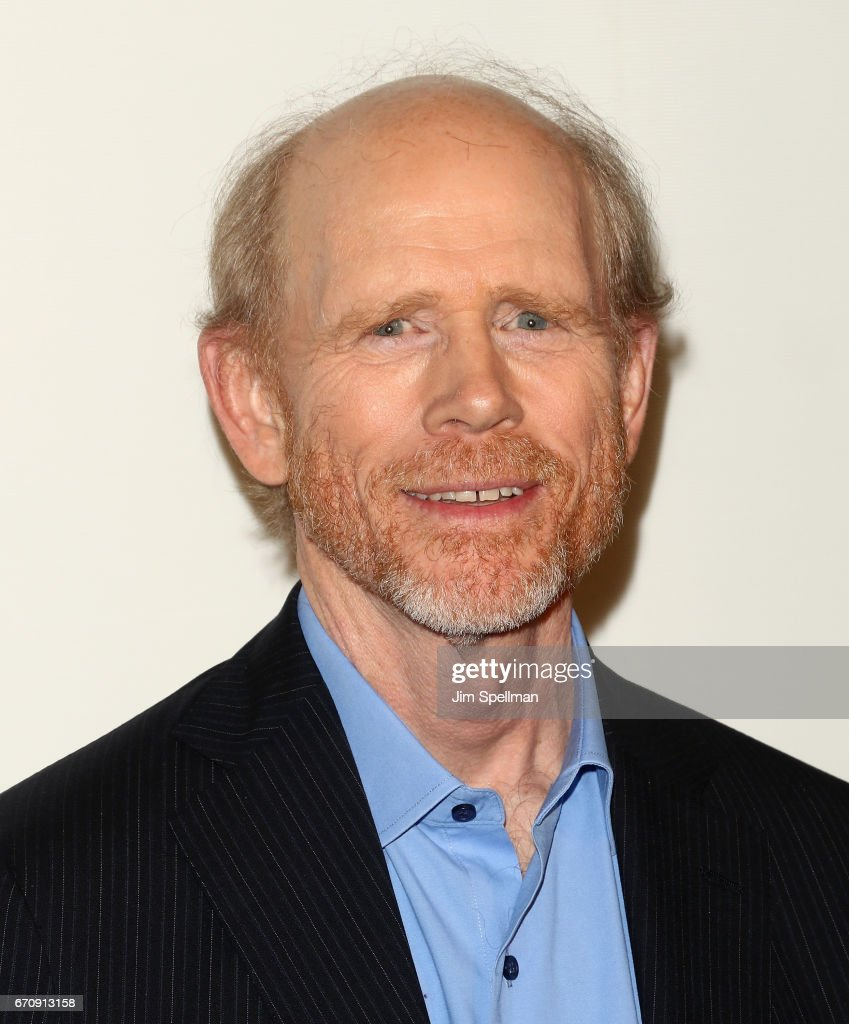 Director/actor Ron Howard attends the 2017 Tribeca Film Festival - 'Genius' screening at BMCC Tribeca PAC on April 20, 2017 in New York City.