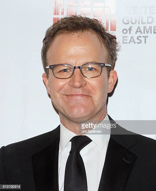 Director/actor Tom McCarthy attends the 2016 Writers Guild Awards New York ceremony at The Edison Ballroom on February 13 2016 in New York City