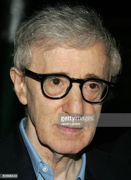 Director/actor Woody Allen attends the LA Opera season opening weekend at the Dorothy Chandler Pavilion on September 6 2008 in Los Angeles California