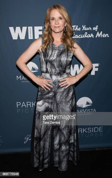Director/actress Lea Thompson attends the afterparty for the premiere of MarVista Entertainment's 'The Year Of Spectacular Men' at HYDE Sunset...