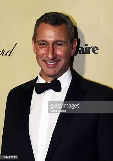 Director/cinematographer Adam Shankman attends The Weinstein Company's 2013 Golden Globe Awards after party presented by Chopard HP Laura Mercier...
