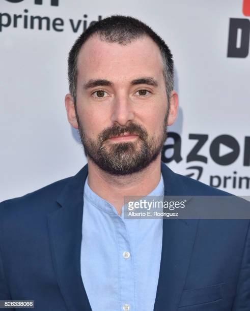 """Director/executive producer Rhys Thomas attends the premiere of Amazon's """"Comrade Detective"""" at ArcLight Hollywood on August 3, 2017 in Hollywood,..."""