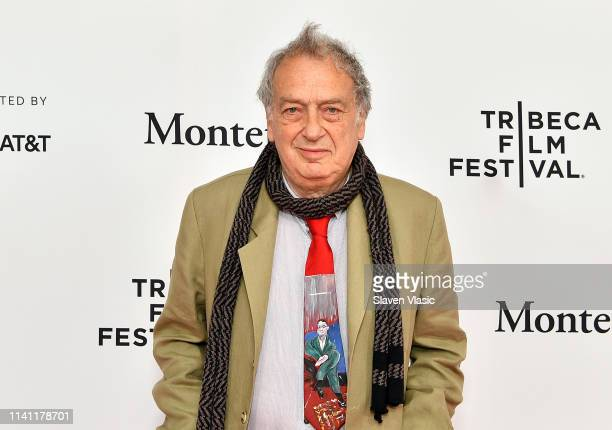 Director/executive producer Stephen Frears attends the New York premiere of SundanceTV's new TV series State Of The Union screening at Tribeca Film...
