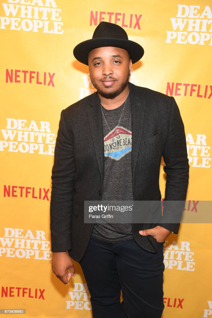 Netflix's DEAR WHITE PEOPLE Atlanta Screening with Justin Simien, Logan Browning, Marquee Richardson and John Patrick Amedori