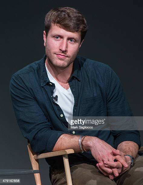 Director/Filmmaker Matthew Heineman attends Meet the Filmmaker Cartel Land the at Apple Store Soho on July 1 2015 in New York City