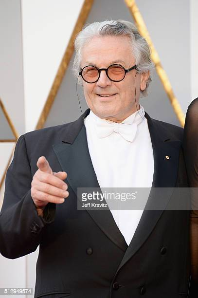 DirectorGeorge Miller attends the 88th Annual Academy Awards at Hollywood Highland Center on February 28 2016 in Hollywood California