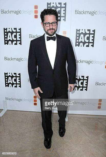 Director/honoree J J Abrams arrives at the 67th Annual ACE Eddie Awards at The Beverly Hilton Hotel on January 27 2017 in Beverly Hills California