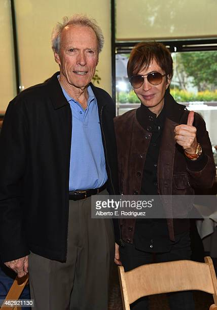 Director/Nominee Clint Eastwood and director Michael Cimino attend the 67th Annual Directors Guild Of America Awards Feature Film Symposium at...