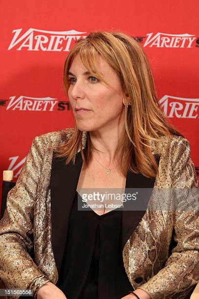 Director/Producer Amy Berg at Variety Studio presented by Moroccanoil on Day 1 at Holt Renfrew, Toronto during the 2012 Toronto International Film...