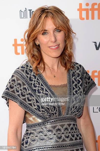 Director/Producer Amy Berg attends the West Of Memphis premiere during the 2012 Toronto International Film Festival at Ryerson Theatre on September 8...