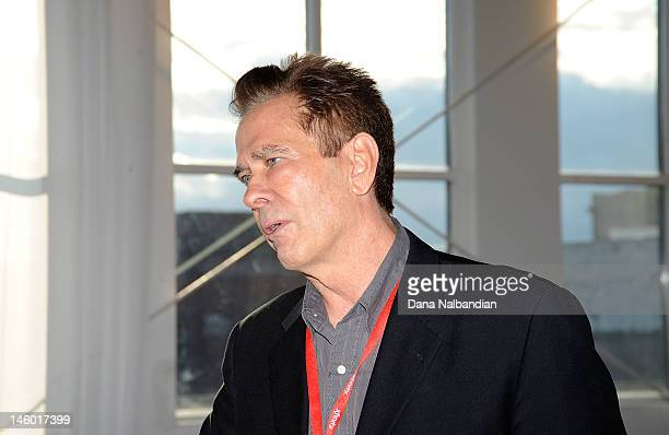 Director/producer and SIFF cofounder Dan Ireland attends the Seattle International Film Festival dinner and cocktail party at Pravda Studios on June...