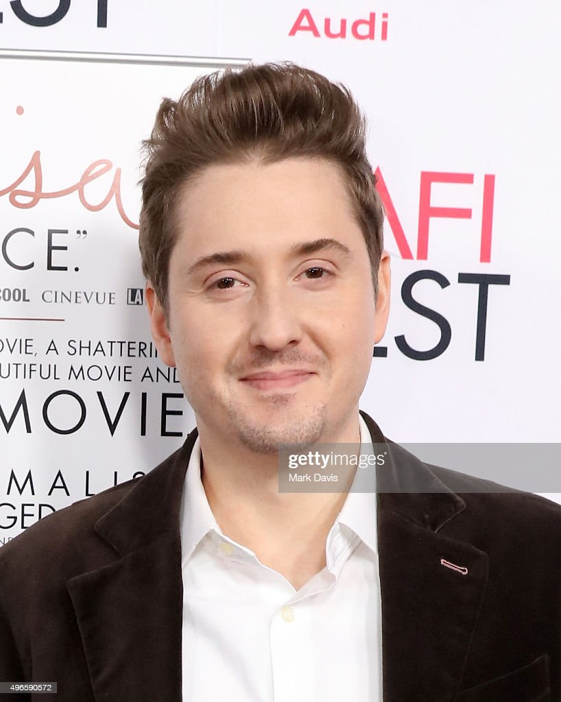Director/producer Duke Johnson attends the screening and Q&A for the Paramount Pictures film 'Anomalisa' at the Egyptian Theater on November 10, 2015 in Hollywood, California.