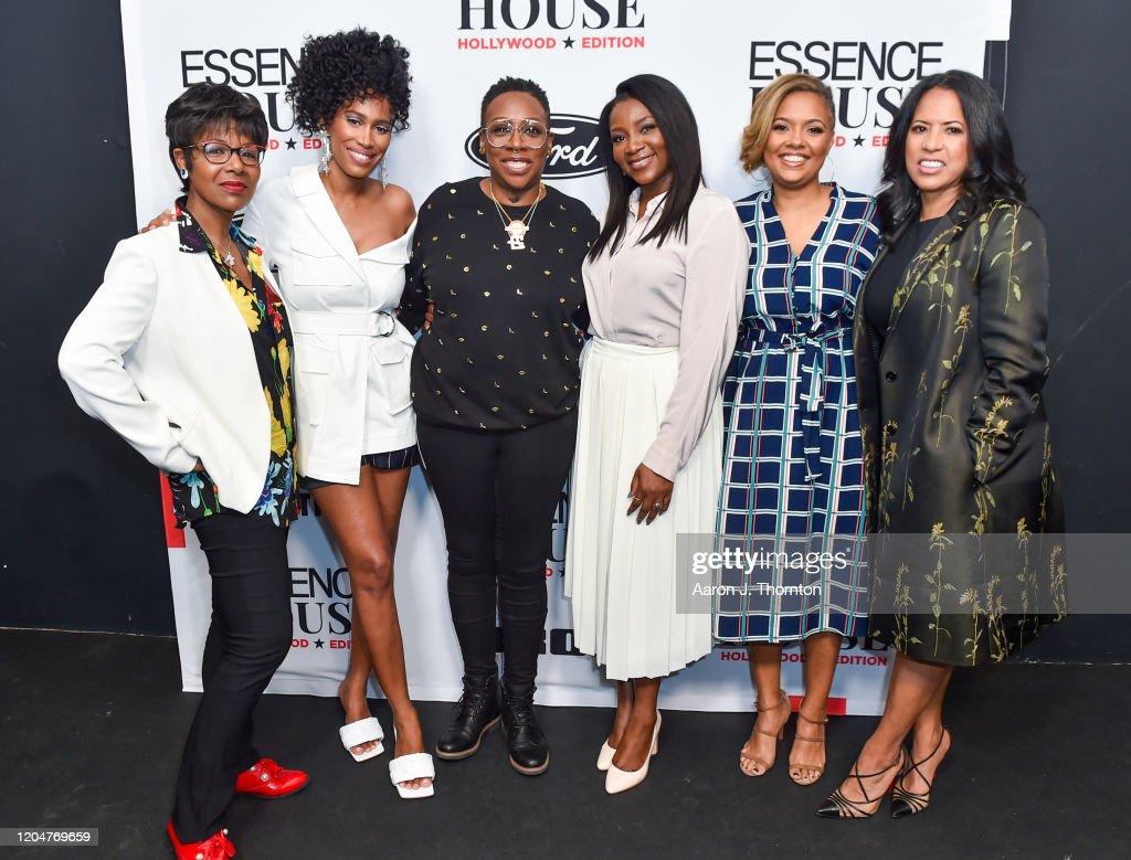 ESSENCE House: Hollywood Edition : News Photo