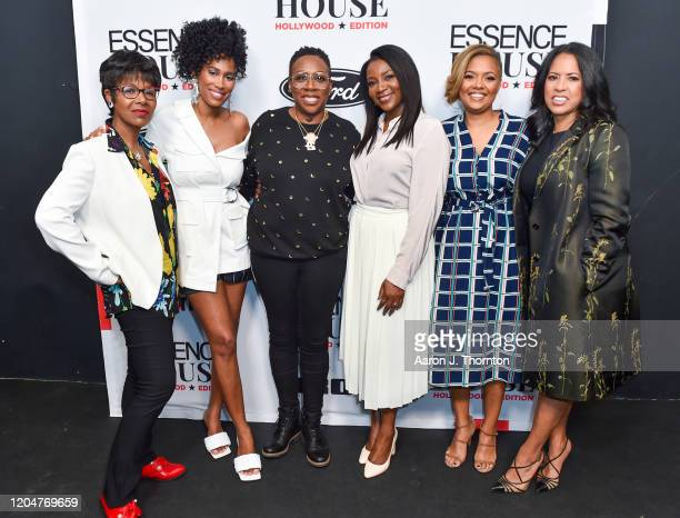 Director/Producer Euzhan Palcy Moana Luu Chief Content and Creative Officer for Essence Comedian/Producer Gina Yashere Director/Producer Genevieve...