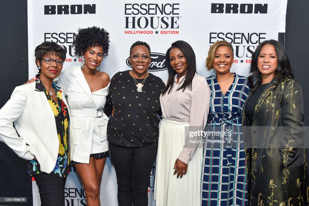 ESSENCE House: Hollywood Edition : News Photo