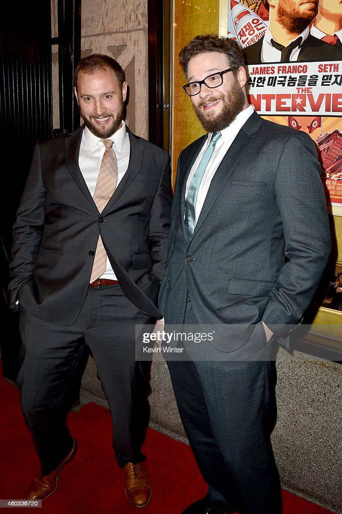 """Premiere Of Columbia Pictures' """"The Interview"""" - Red Carpet"""