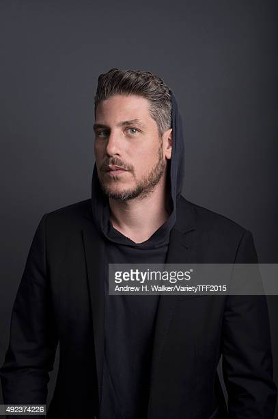 Director/producer Jason Bergh is photographed for Variety at the Tribeca Film Festival on April 20, 2015 in New York City.