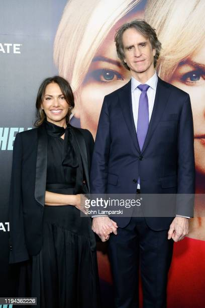 Director/Producer Jay Roach and Susanna Hoffs attend the Bombshell New York Screening at Jazz at Lincoln Center on December 16 2019 in New York City