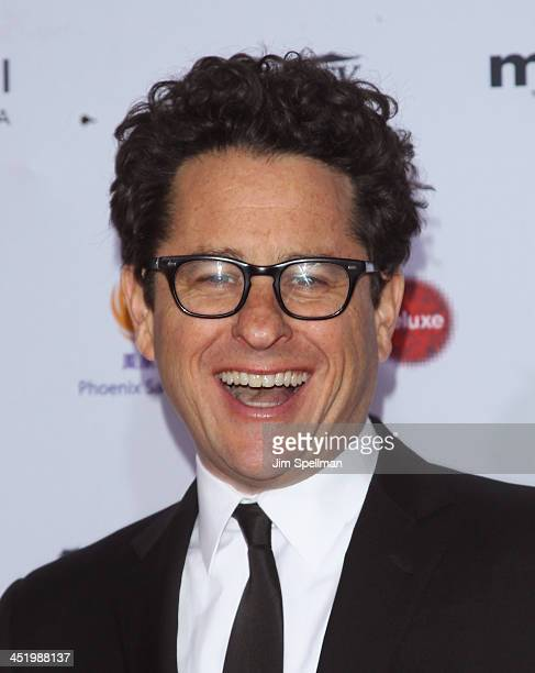 Director/producer JJ Abrams attends the 41st International Emmy Awards at the Hilton New York on November 25 2013 in New York City
