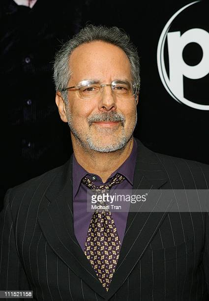 Director/producer Jon Avnet arrives at the World Premiere of 88 Minutes held at Planet Hollywood Resort Casino on April 16 2008 in Las Vegas Nevada