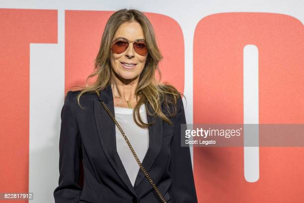 Director/Producer Kathryn Bigelow attends the 'Detroit' world premiere at Fox Theatre on July 25 2017 in Detroit Michigan