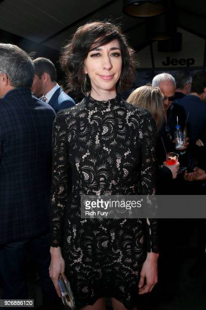 Director/producer Lana Wilson attends the 2018 Film Independent Spirit Awards on March 3 2018 in Santa Monica California