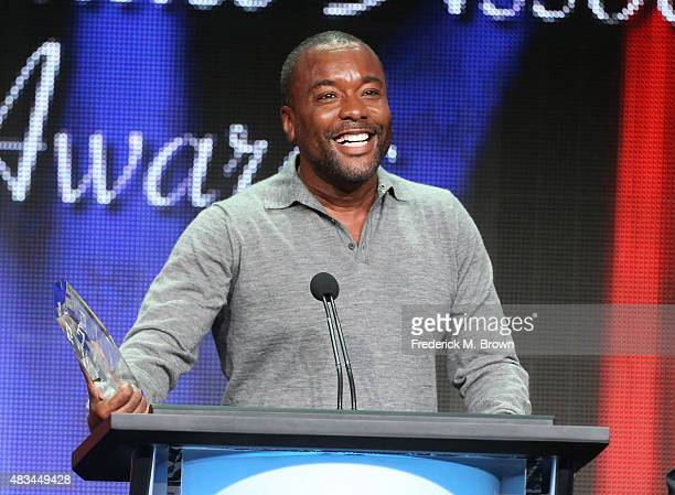 Director/producer Lee Daniels accepts the TCA Award for Program for 'of the Year for 'Empire' onstage during the 31st annual Television Critics...