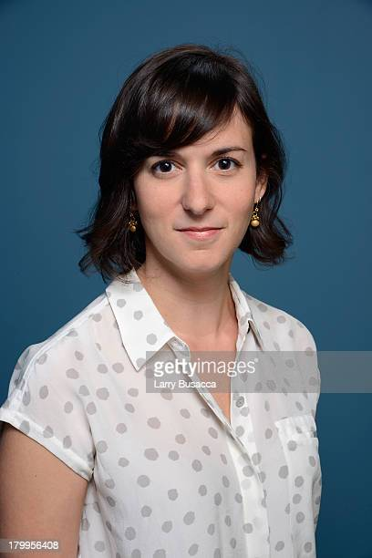 Director/producer Madeleine Sackler of 'Unstable Elements' poses at the Guess Portrait Studio during 2013 Toronto International Film Festival on...