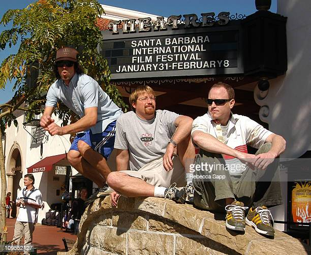 Director/Producer Matthew J Powers Coproducer Tom ElderGroebe and Editor Agent Ogden Never Been Done