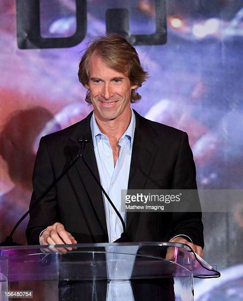 Director/Producer Michael Bay attends the 2nd Annual SET Awards which took place at Beverly Hills Hotel on November 15 2012 in Beverly Hills...