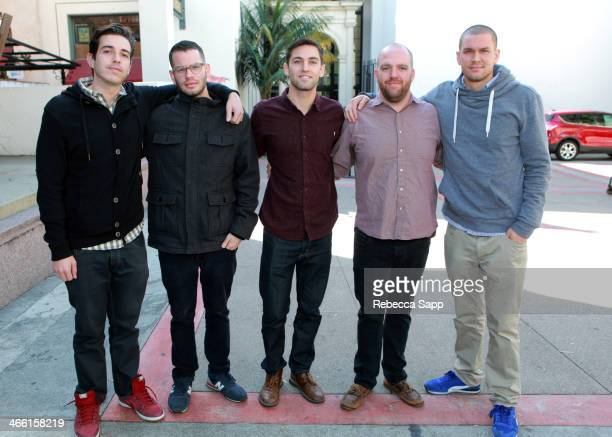 Director/producer Niko Philipides director/producer Ben Schuder executive producer Aaron McCreary exectutive producer Jack Madigan and producer Sam...