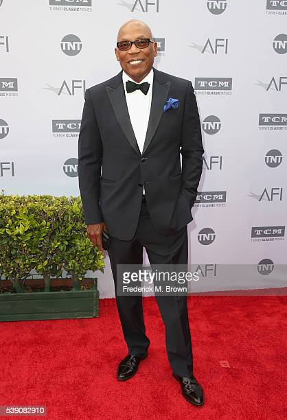 Director/producer Paris Barclay arrives at the American Film Institute's 44th Life Achievement Award Gala Tribute to John Williams at Dolby Theatre...