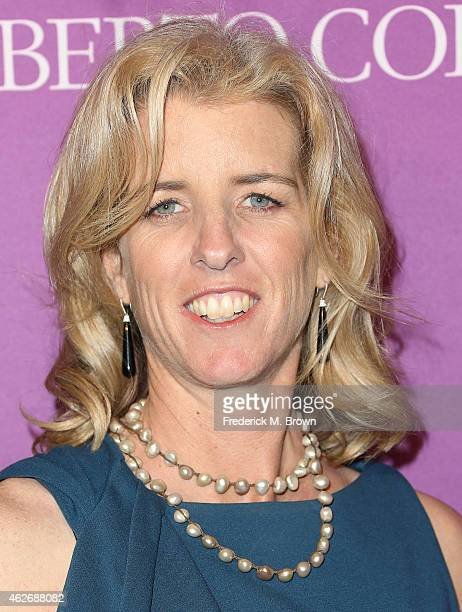 Director/producer Rory Kennedy attends The Hollywood Reporter's Annual Oscar Nominees Night Party at Spago on February 2 2015 in Beverly Hills...