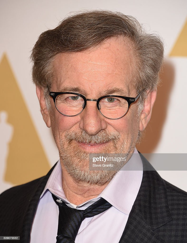 Director/producer Steven Spielberg attends the 88th Annual Academy Awards nominee luncheon on February 8, 2016 in Beverly Hills, California.