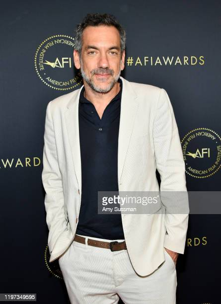 Directorproducer Todd Phillips attends the 20th Annual AFI Awards at Four Seasons Hotel Los Angeles at Beverly Hills on January 03 2020 in Los...