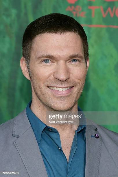 Director/producer Travis Knight attends the premiere of Focus Features' 'Kubo and the Two Strings' at AMC Universal City Walk on August 14 2016 in...