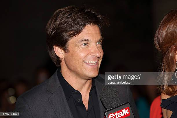 Director/producer/actor Jason Bateman arrives at the Bad Words premiere during the 2013 Toronto International Film Festival at Ryerson Theatre on...