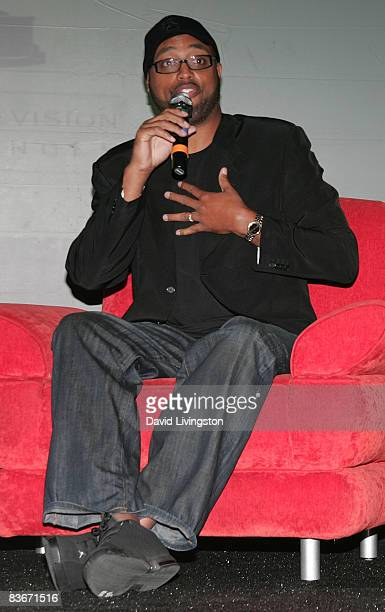 Director/producer/animator Bruce W Smith attends Diversity in Animation Beyond the Color Bars a panel discussion presented by the Academy of...