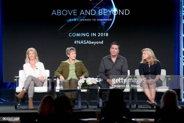 Director/producer/narrator Rory Kennedy NASA Astronaut Peggy Whitson PhD NASA Engineer Adam Steltzner and NASA Chief Scientist 20132016 Ellen Stofan...
