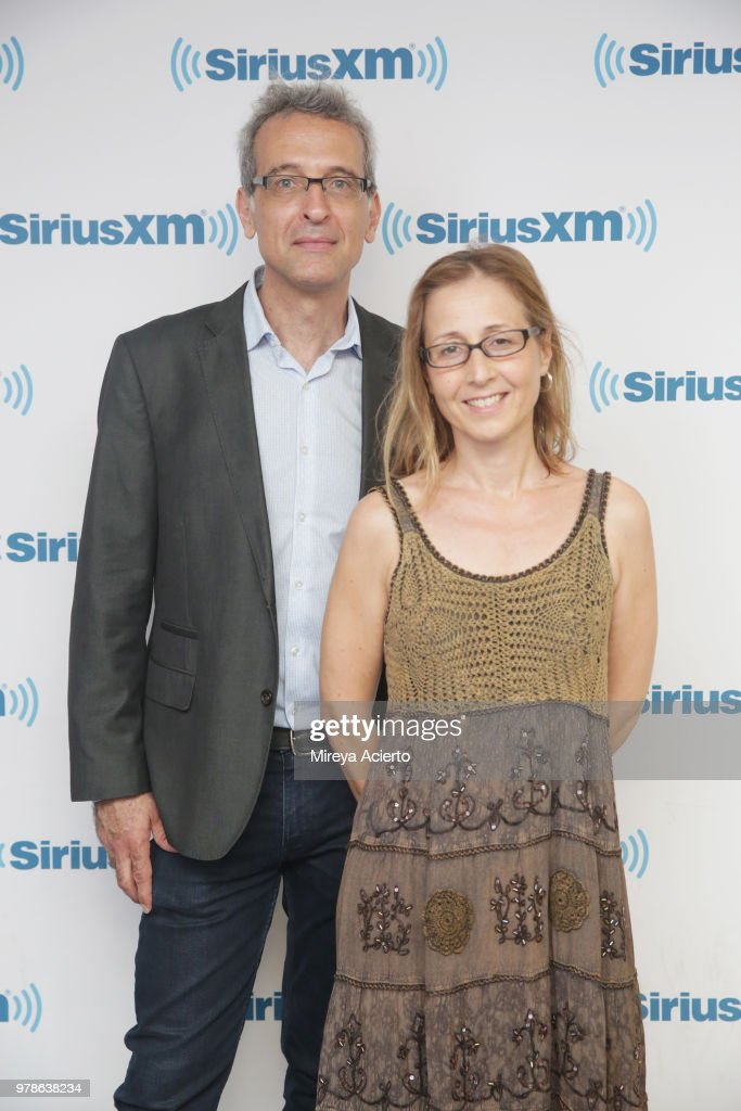 Celebrities Visit SiriusXM - June 19, 2018