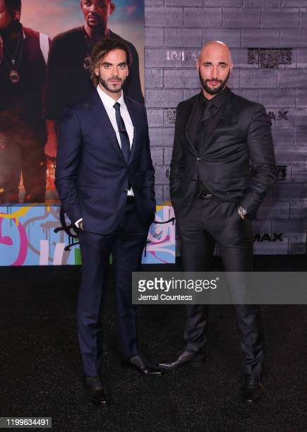 """Directors Adil El Arbi and Bilall Fallah attend the World Premiere of """"Bad Boys for Life"""" at TCL Chinese Theatre on January 14, 2020 in Hollywood,..."""