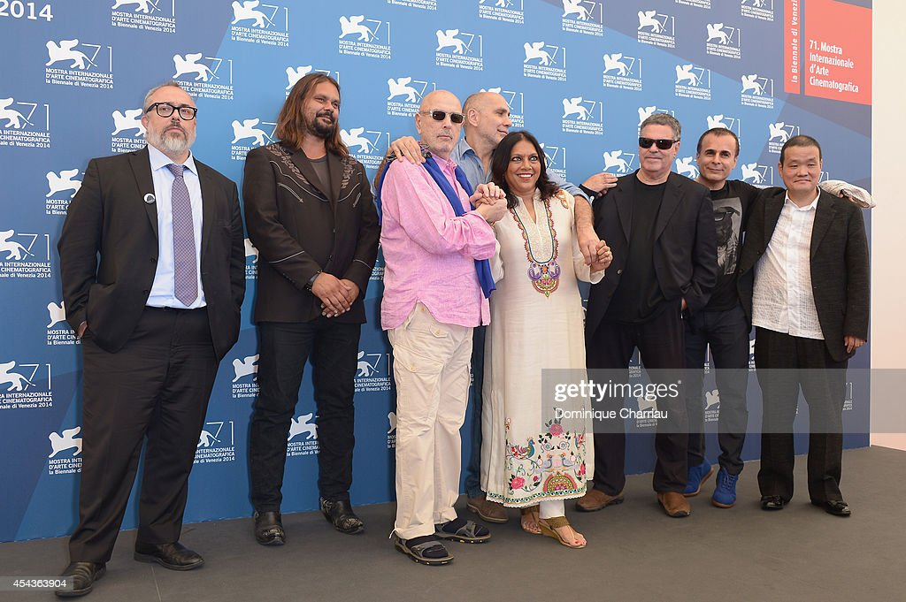 'Words With Gods' - Photocall - 71st Venice Film Festival