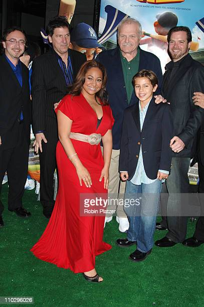 Directors and RavenSymone Brian Dennehy and Jake T Austin