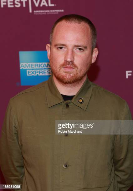 Directors Andy Capper attends the Lil Bub Friendz world premiere during the 2013 Tribeca Film Festival on April 18 2013 in New York City
