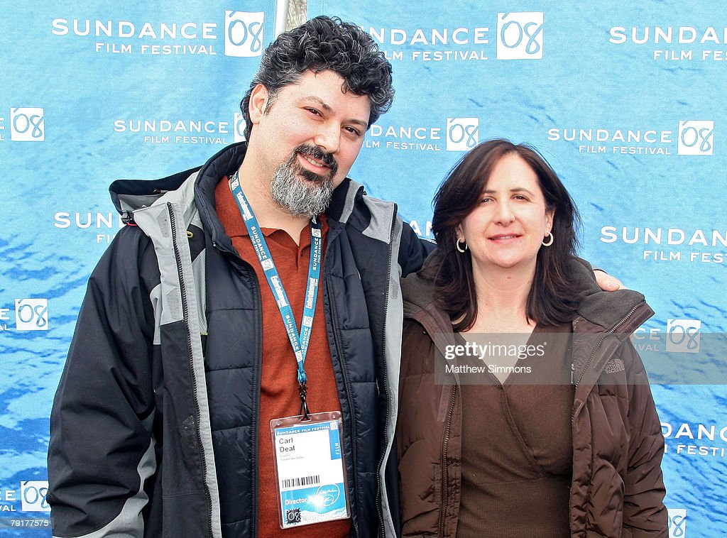 Directors Carl Deal and Tia Lessin attend a screening of 'Trouble The Water' at the Library Theatre during the 2008 Sundance Film Festival on January 20, 2008 in Park City, Utah.
