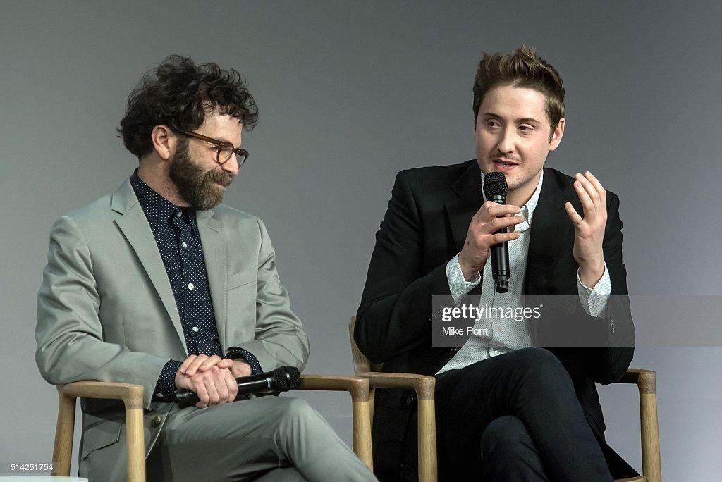 "Apple Store Soho Presents Meet The Filmmaker: Charlie Kaufman And Duke Johnson, ""Anomalisa"""